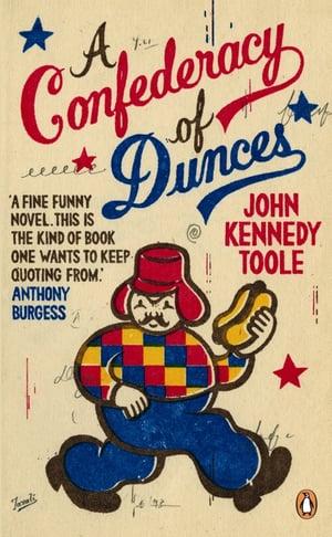 confederacy of dunces john kennedy toole