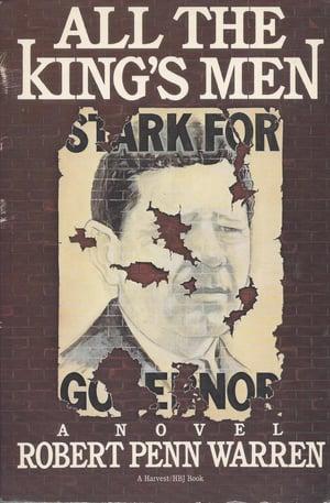 all the king's men robert penn warren