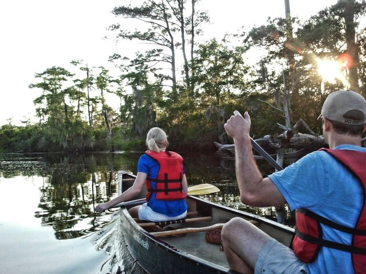 canoe and trail adventures
